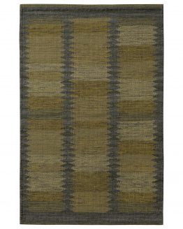 Rug & Kilim's Scandinavian Style Flatweave
