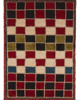 Mid-Century Gabbeh Persian Rug
