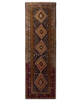 Vintage Bidjar Persian Kilim Runner