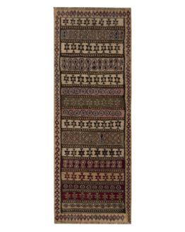 Vintage Bidjar Wool Persian Kilim