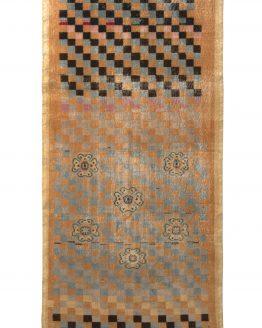 1960s Mid-Century Vintage Art Deco Rug