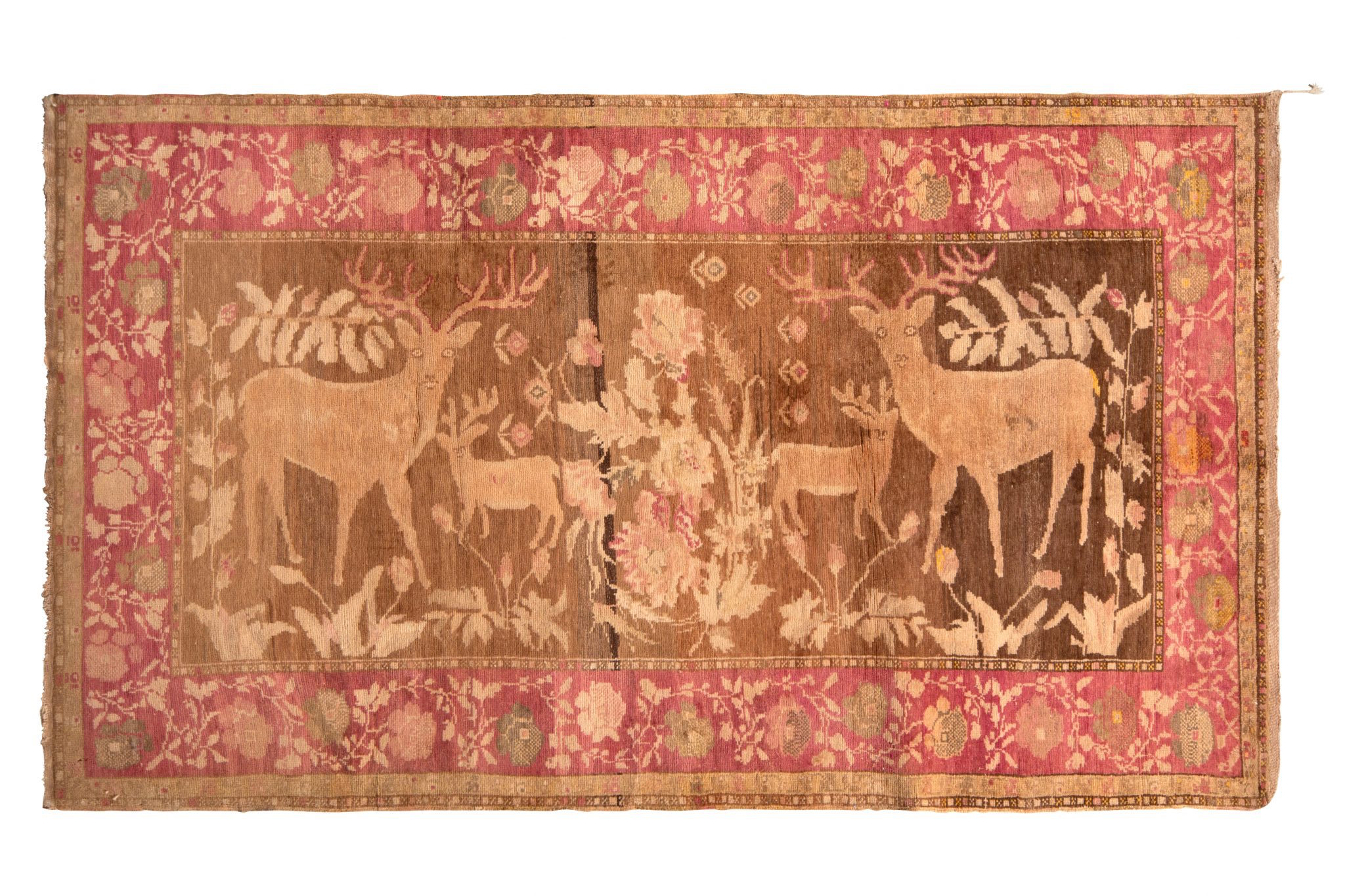 An Abbreviated Guide to Pictorial Rugs